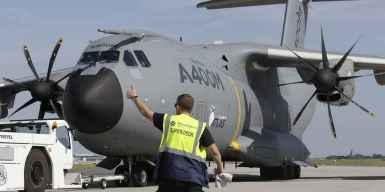 L'armée espère son premier A400M pour le 14 juillet
