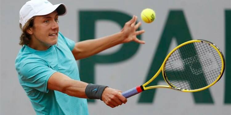 Roland-Garros: Pouille se révèle, les Françaises assurent