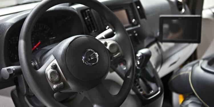 Nissan persiste et lance un deuxième véhicule électrique