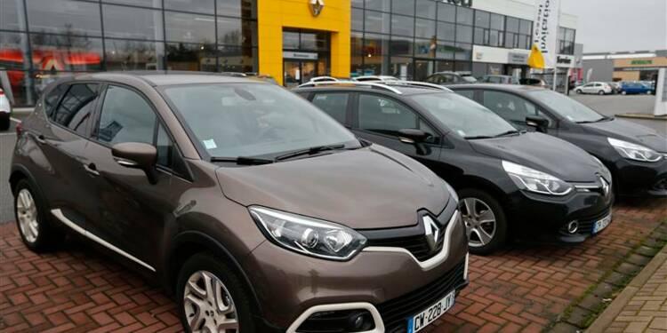 Rebond des ventes mondiales de Renault en 2013 grâce au low cost