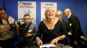 Le FN grand vainqueur des élections européennes, le PS sombre