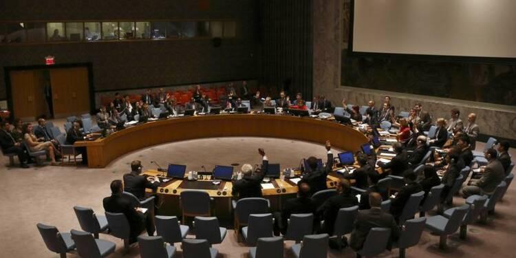 Une résolution de Paris à l'Onu sur les armes chimiques en Syrie