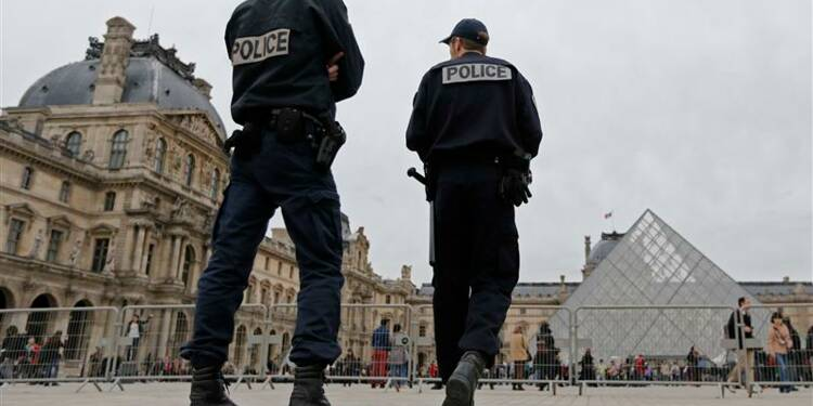 Baisse de la délinquance envers les touristes à Paris