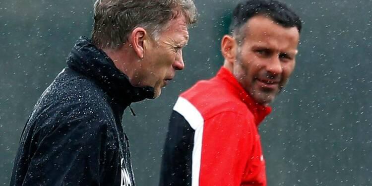 Football: David Moyes quitte Manchester United prématurément