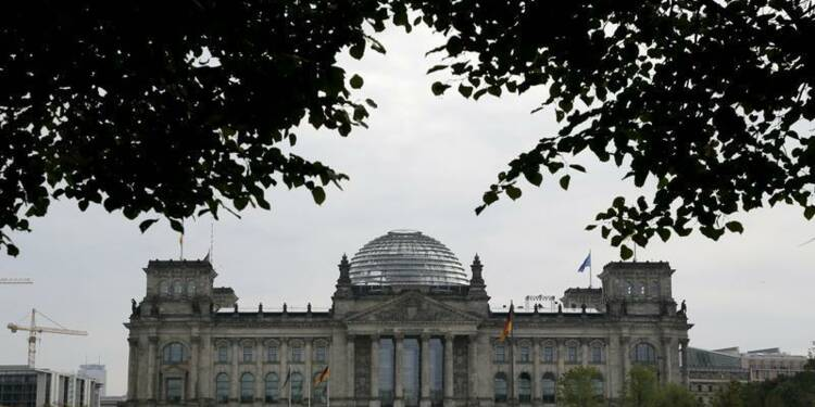 Deux oeuvres pillées par les nazis retrouvées au Bundestag
