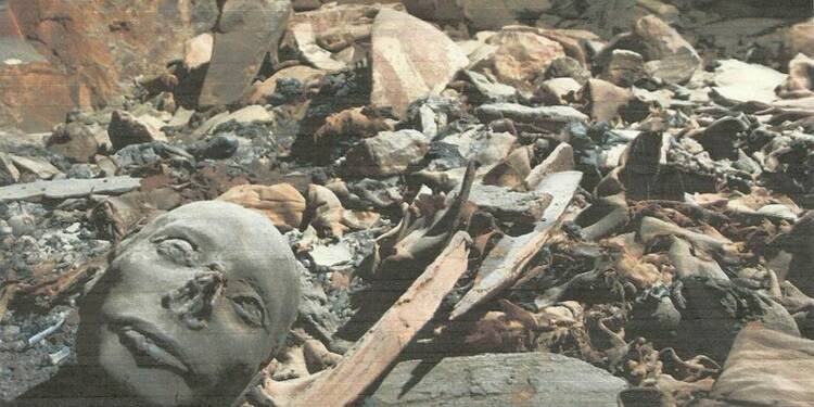 Une cinquantaine de momies découvertes dans la Vallée des Rois