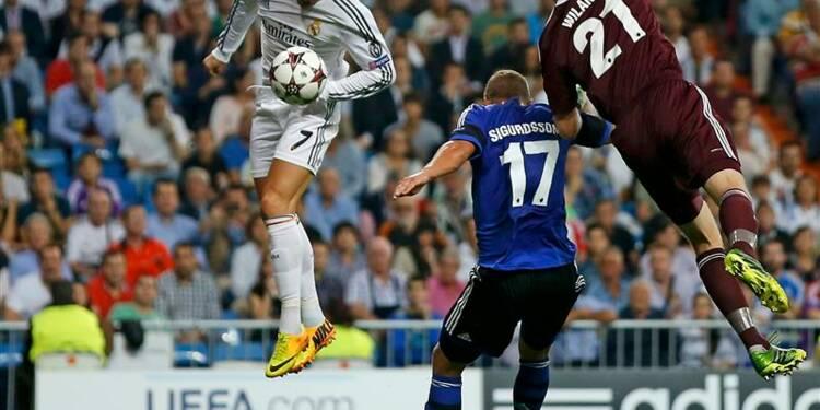 Ligue des champions: Munich corrige City, PSG et Real déroulent