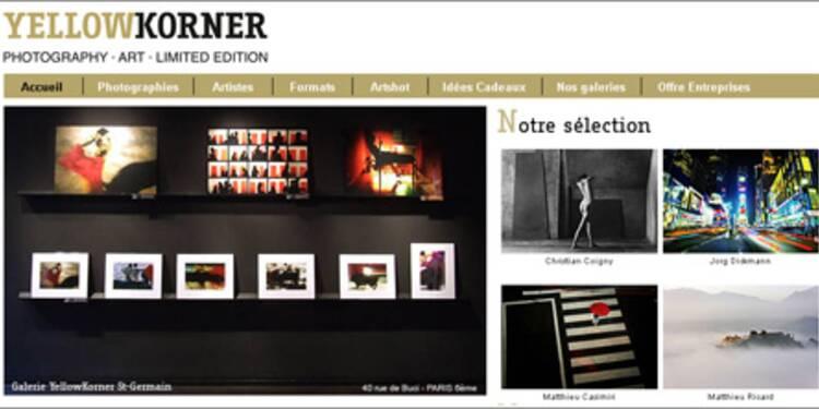 Le créneau de Paul-Antoine Briat et d'Alexandre de Metz : la photo d'art discount