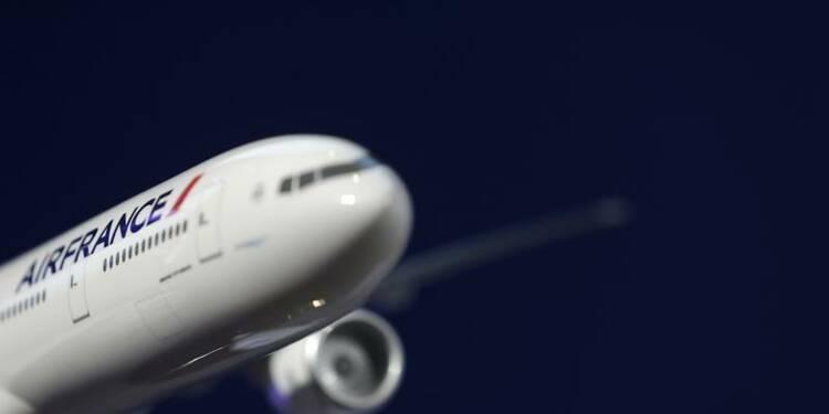Alerte à la bombe à bord d'un vol Air France à Caracas