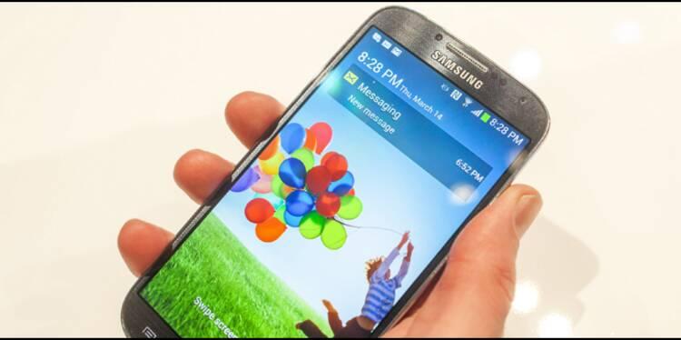 Samsung Galaxy S4 : le test de notre jury