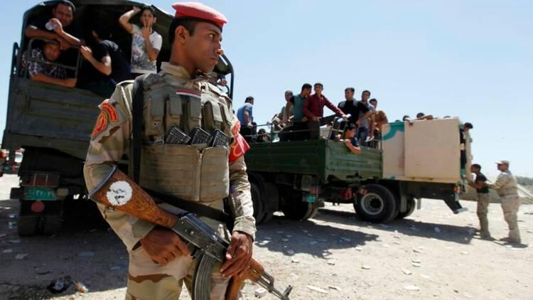 Le Premier ministre irakien refuse le dialogue, accuse Ryad