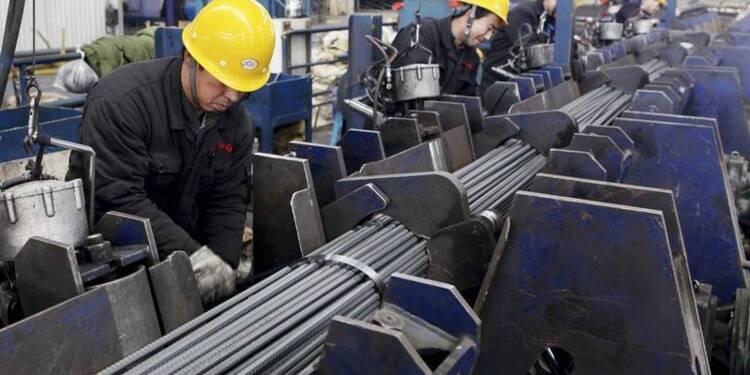 L'inflation à son rythme le plus lent en 13 mois en Chine