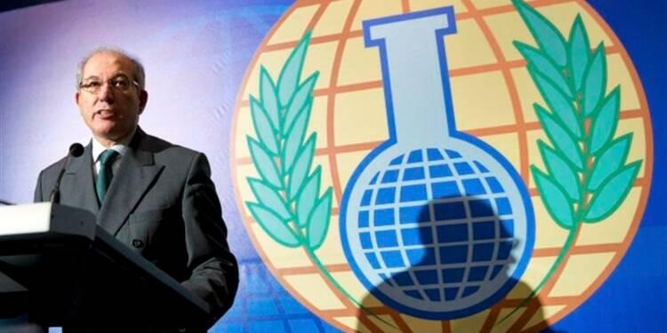 L'OIAC à l'oeuvre en Syrie récompensée par le Nobel de paix 2013