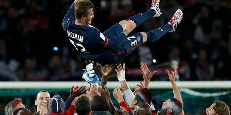 Ligue 1: Nancy dit au revoir à l'élite, Beckham dit adieu au Parc