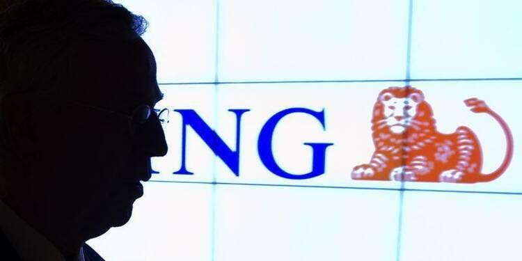 ING affiche de bonnes performances dans la banque