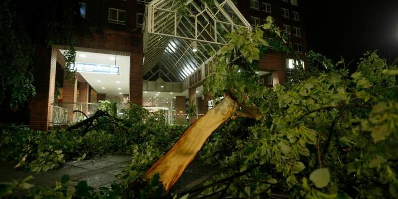 Violente tempête en Allemagne, au moins six morts