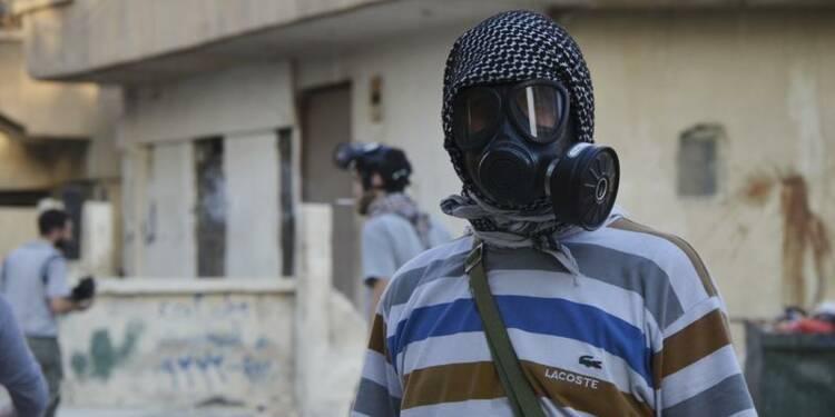 Hollande réaffirme sa détermination à punir le régime syrien
