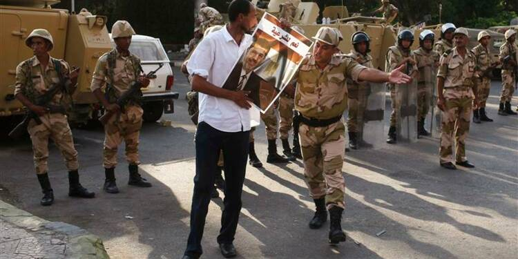 L'armée égyptienne renverse Mohamed Morsi