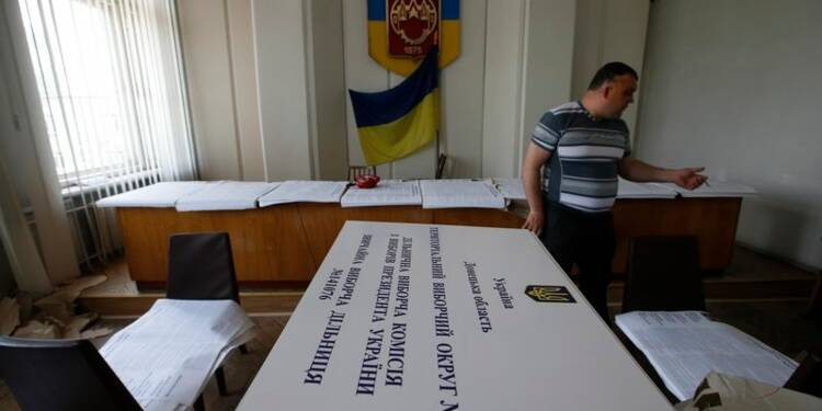 La présidentielle ukrainienne sans doute impossible dans l'Est