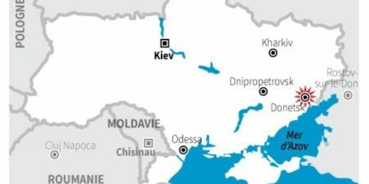 Heurts près de Donetsk, au moins huit Ukrainiens tués