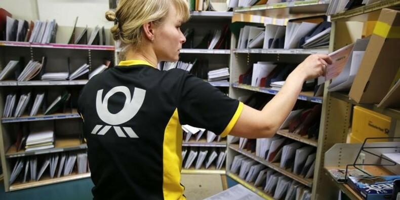 Deutsche Post publie des résultats inférieurs aux attentes