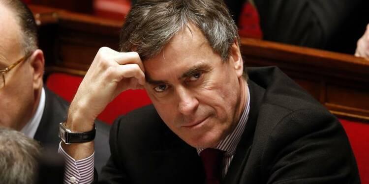 Jérôme Cahuzac dit qu'il ne se laissera pas impressionner