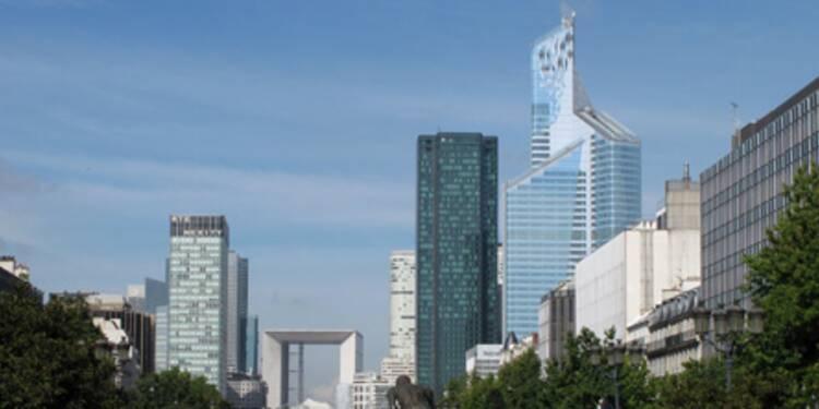 Paris-La Défense, l'énigme des futures tours russes