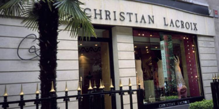 La maison de haute couture Christian Lacroix dépose son bilan