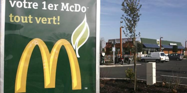 Le fast recrutement à la sauce McDonald's