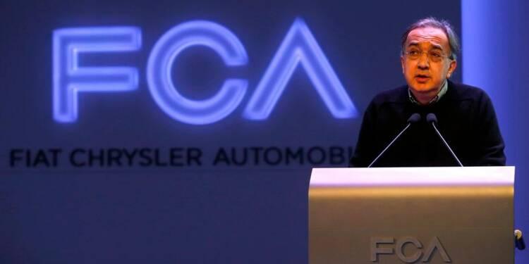 Fiat Chrysler accuse une perte nette au 1er trimestre