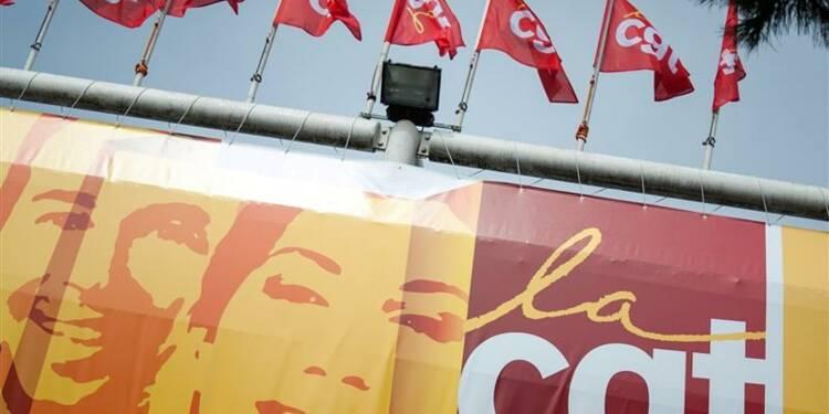La CGT reporte sa journée d'action sur l'accord sur l'emploi