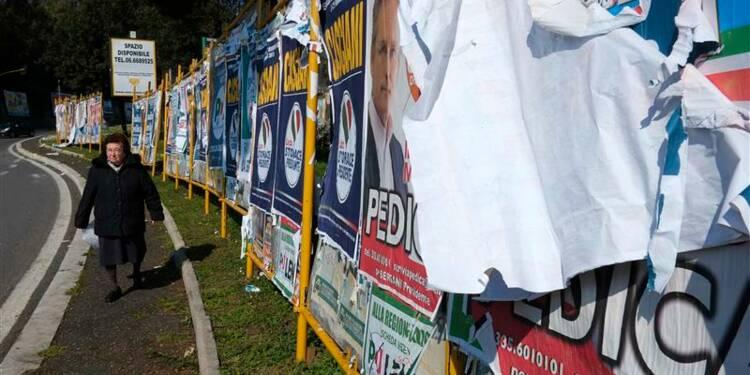 Le vote protestataire plonge l'Italie dans l'impasse