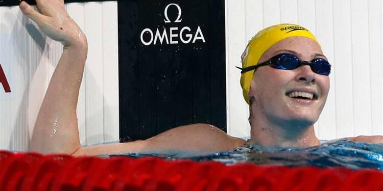 Natation: Cate Campbell, reine du 100m nage libre