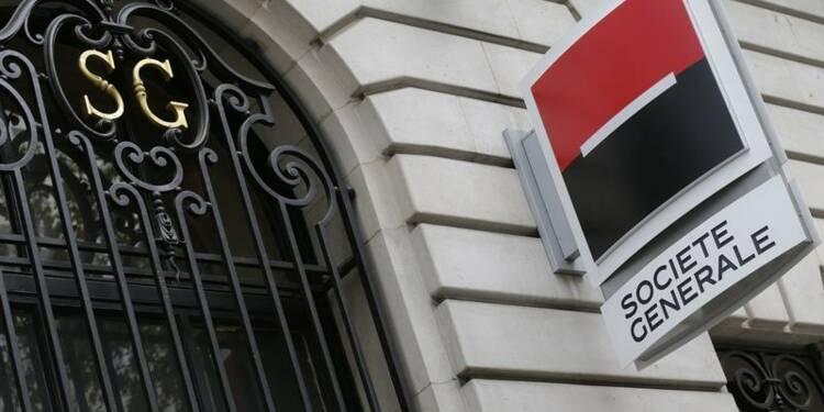 Société Générale accepte la sanction de Bruxelles sur les taux