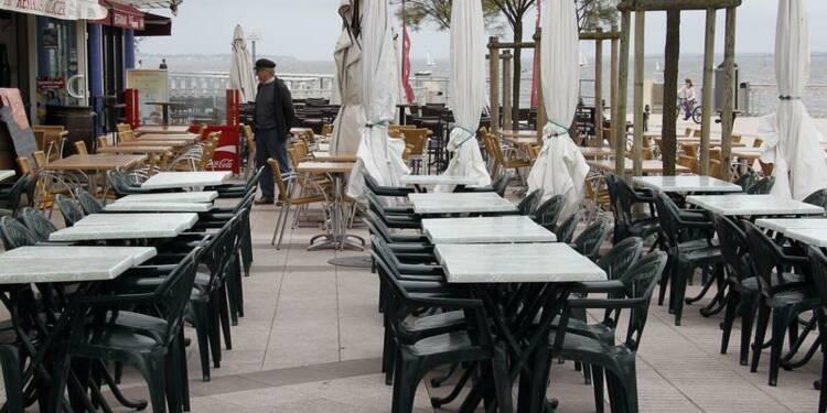 """Mois de juillet """"catastrophique"""" pour les restaurateurs"""