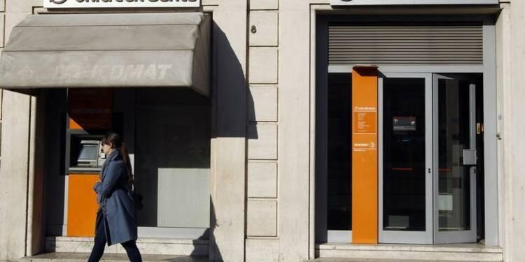 UniCredit a renoué avec le bénéfice au 1er trimestre