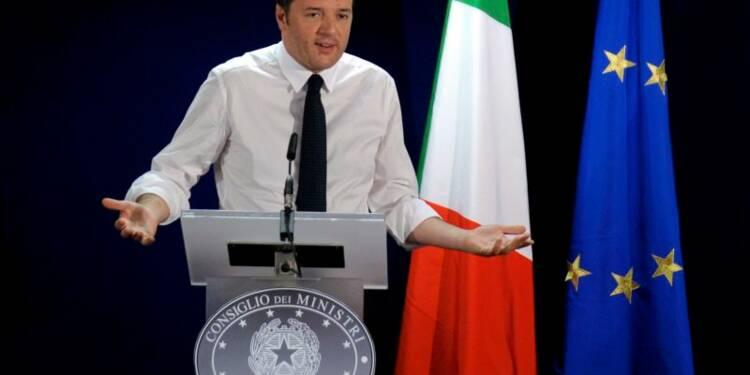 L'Italie respectera les règles budgétaires de l'UE, assure Renzi