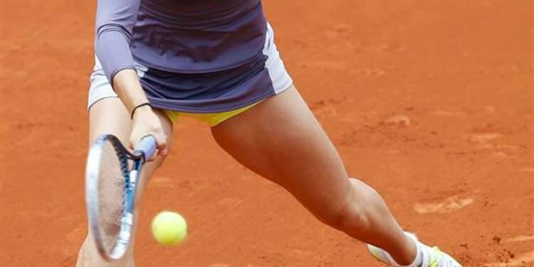 Roland-Garros: Maria Sharapova en seizièmes en trois temps