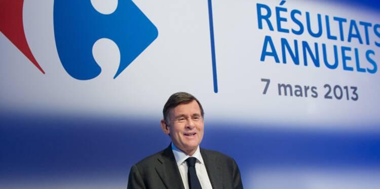 Georges Plassat, l'implacable PDG qui relance Carrefour au pas de charge
