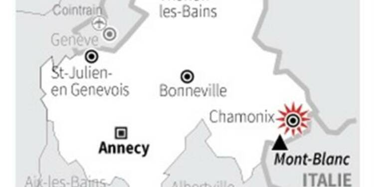 Deux randonneurs britanniques retrouvés mort près de Chamonix
