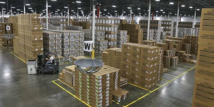 Rebond de l'activité manufacturière aux Etats-Unis en novembre