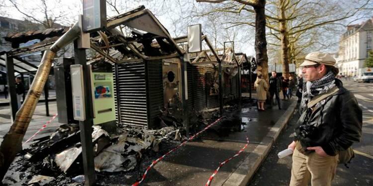 Le maire de Nantes porte plainte après les dégâts dans la ville