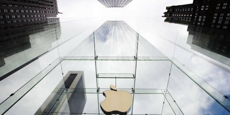 Apple lance aux USA un programme de reprise de ses iPhone