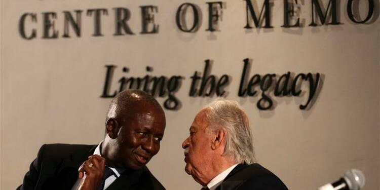 Nelson Mandela laisse trois millions d'euros en héritage