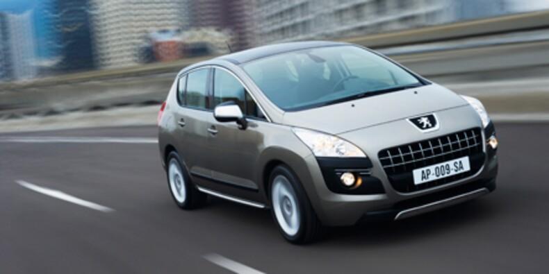 Vers une recapitalisation massive de Peugeot, l'action plonge