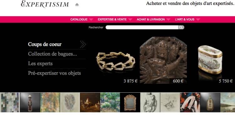 Oeuvres d'art : ces experts qui vous aident à vendre et à acheter sur internet