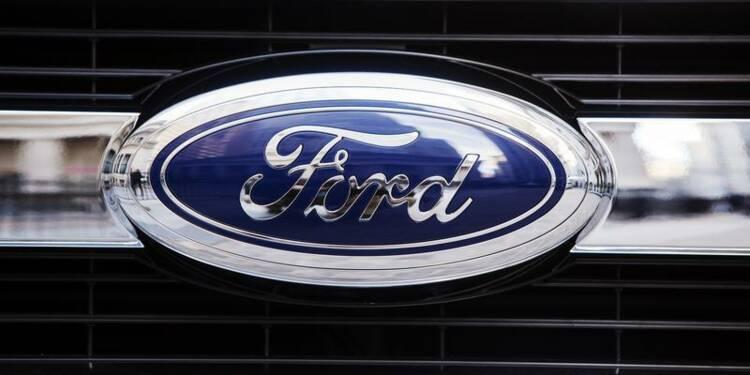 Ford s'allie au MIT et à Stanford sur la voiture sans pilote
