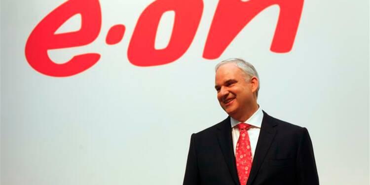 Bénéfice de 2,22 milliards d'euros pour E.ON en 2012
