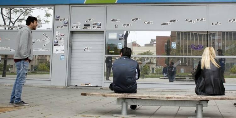 """Mariano Rajoy annonce des chiffres du chômage """"encourageants"""""""