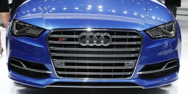 Audi a vendu 170.450 voitures en mars, un record